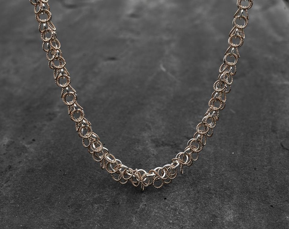 Chain Maille - Betty Jo Smith Jewellery
